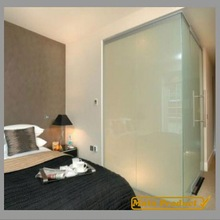 Smart Glass Type and Decorative Glass Function Smart Film, Flat Shape and Solid Structure color smart glass