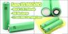 Original So-ny US18650V3 3.7V 2250mAh 10A discharge li-ion battery