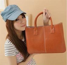 Colorful fational women tote bag pu leather women bag elegant women hangbag
