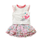 DB560 dave bella wholelsale kids clothing child wear China import clothes wholesale children's boutique cloth