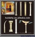 China nueva huida de fibra de vidrio de diseño pilar romano/romana columna redonda para la venta