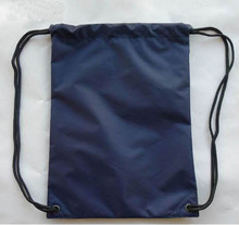 Good quality fabric drawstring bag/backpack