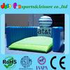 inflatable golf chip on mat , inflatable golf ball mat