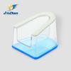 Acrylic mobile phone dummys high heel phone holder