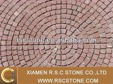 round decorative garden stepping stones