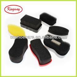 2014 quick shoe shine sponge,low price and good quality shine sponge made in china