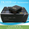 Cantrack GPS Personal Tracker, GPS tk102B with Geofence and SOS alarm