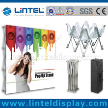 exhibition advertising display pop up stand
