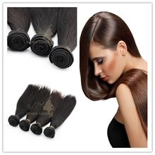 Top fashion Virgin Remy hair brazilian Sexy Shiny Silky Straight Hair
