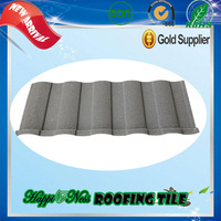 sand coated metal roofing tiles Best Quality 0.4mm -0.5mm Steel Roof Tiles Prices