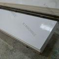 Pure white acrílico folha de superfície contínua preços, Artificial pedra de mármore preço