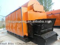 high quality DZL series industrial milk steam boiler