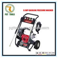 5.5HP 2900PSI high pressure steam cleaning machine