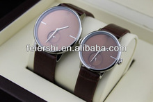 Fashion Couple Lover Wrist Watch ,Stainless steel Watch