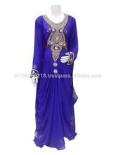 Latest Dubai Oreintal Robes k6195