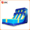2014 Hot Sale cheap inflatable water slides for sale