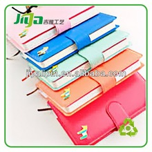 pattern embossed leather for diary cover PU notebook china