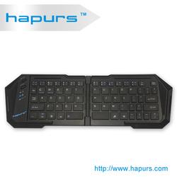 Hapurs Hot Sale !! Bluetooth flexible keyboard for iPad,PC & mobile phone,Mini Wireless Bluetooth Flexible Keyboard