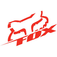 fox racing offroad graphic kit single stickers