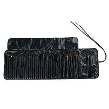 32 PCS Professional Cosmetic Makeup Brush Set with Black Bag HN071