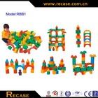 DIY Enlighten Brick Toys, Children Plastic Building Blocks with 500g