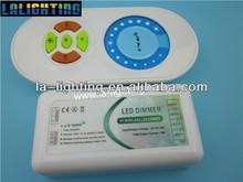 RF wireless led touch dimmer for led strip light