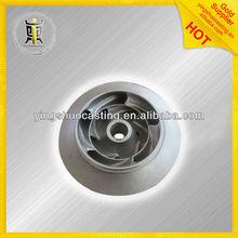 ISO foundry custom cast iron open impeller pumps
