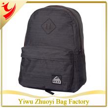Hot Sales Black School Sports Bag manufacturer For students