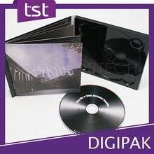 Professional Company CD/DVD Copying with full Packaging Solution