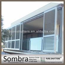 SS022001 Sombra Sliding Ventilation Louvers