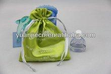 Popular hotsell custom made satin organza bags