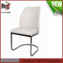 low back metal frame living room dining room chair