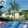 Expandable steel structure prefabricated house portable house