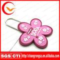 Per i bambini morbido segnalibro slicone, custom design morbido segnalibro slicone, promozionali forma morbida slicone segnalibro
