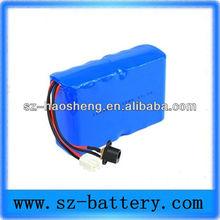 High Capacity and high drain 12v 8800mah lithium battery