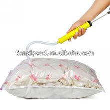 jumbo vacuum storage bags with pump