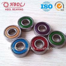 China imported wheel motorcycle ball bearing 626