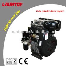 20hp Two Cylinder Diesel Engine
