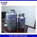 Portable recipiente nitrogênio líquido, tanque de nitrogênio líquido, nitrogênio líquido balão de dewar