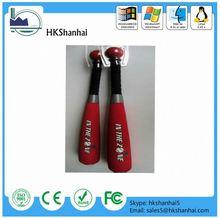 2014 hot sell baseball ball Eco-friendly safty mini baseball bats wholesale wholesales price