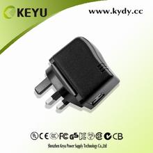 Expert manufacturer of ac dc power adapter 5V 2A usb travel adapter