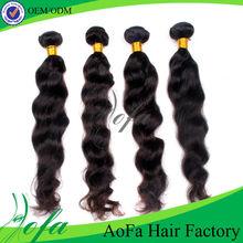 5A grade natural color cheap shining 100% virgin body wave indian human hair
