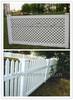 good quality pvc lattice fence trellis supplied by RAYEE