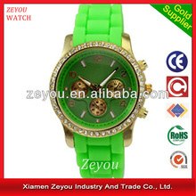 R0481 come with certificate watches made in hong kong, silicone strap watches made in hong kong