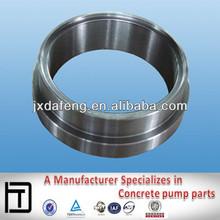 Concrete Pump Pipe Forging Single Edge End Fitting Flange