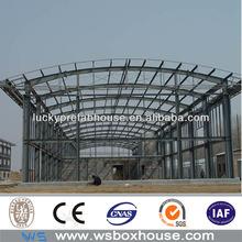 pre-engineered steel structural workshop low cost steel structure workshops light steel frame workshop