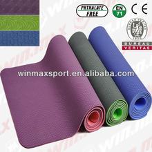 Anti-slip Eco Yoga Mat indian sleeping mat