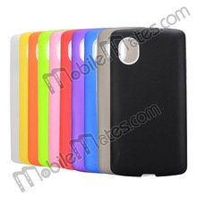 China Wholesale Market Dual-color Slim Soft TPU Waterproof Case for LG Nexus 5