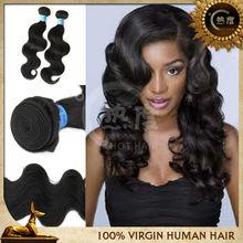 New arrival top grade brazilian virgin hot rosa hair products