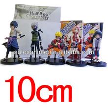 Wholesale Anime Naruto anime Action Figure 5pcs